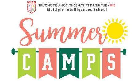 Trại hè kỹ năng sống 2019 – MIS STEAM Summer Camp 2019